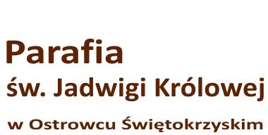 Parafia św. Jadwigi Królowej w Ostrowcu Świętokrzyskim